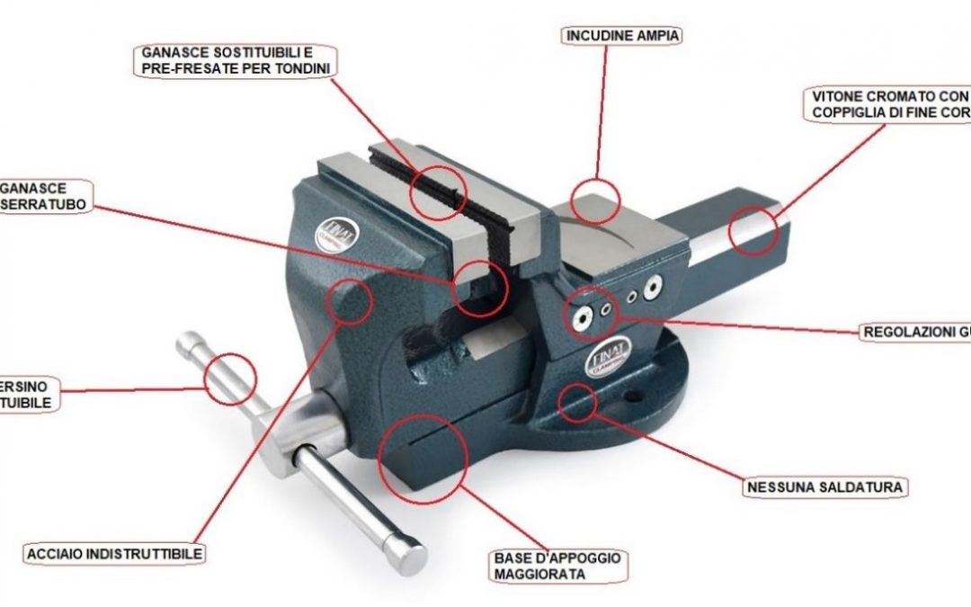 THE NEW FINAT WORKBENCH VICES